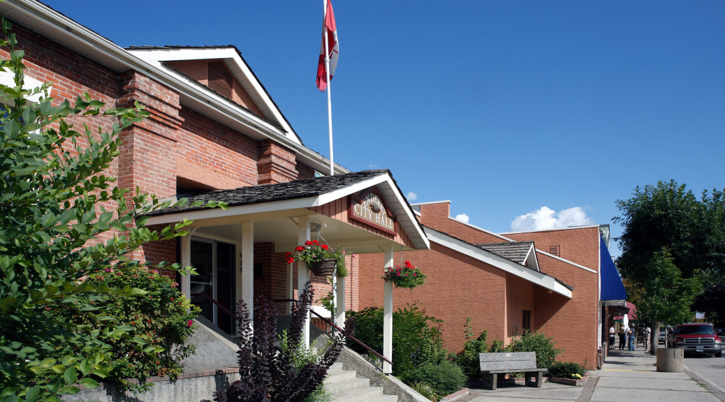 Enderby City Hall