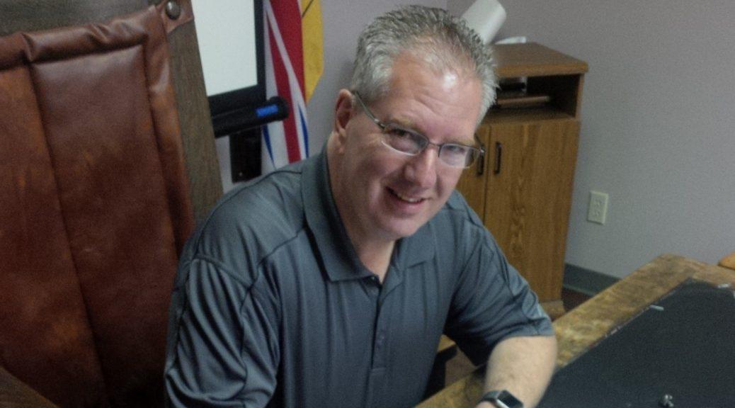 Mayor Greg McCune