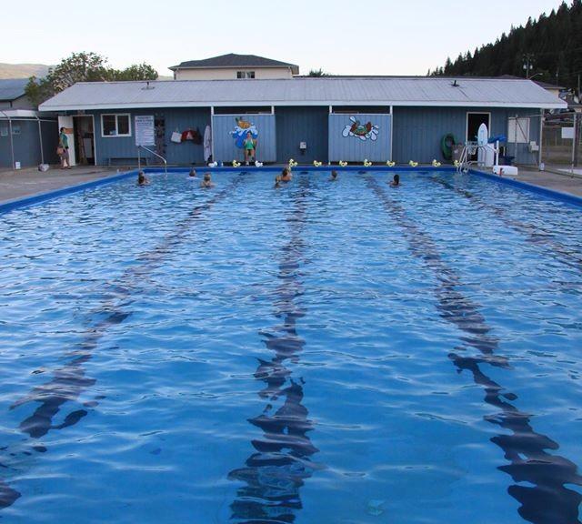 Enderby Pool
