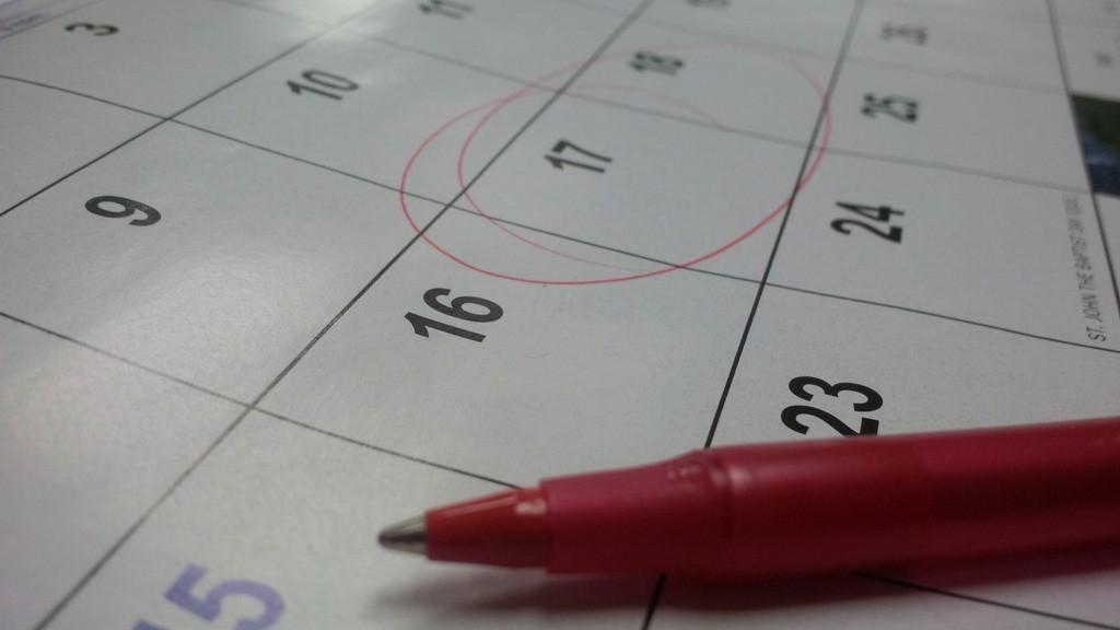 City of Enderby – Meeting Schedule